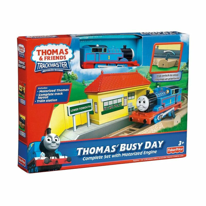 Thomas and friends train set electric