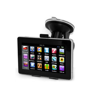 New Car GPS Navigation 4GB Bulit in 4GB ...