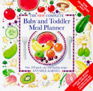 New Complete Baby and Toddler Meal Plann...