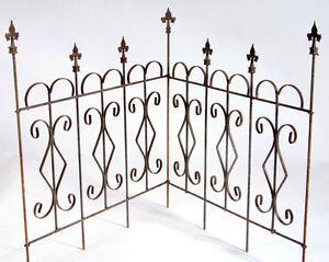 Garden Fences and Garden Fencing from Garden Winds - Garden Winds