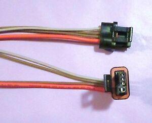 delco alternator wire diagram delco cs144 series wire diagram new delco cs series alternator repair harness connector plug cs144 cs130 cs121 | ebay #12