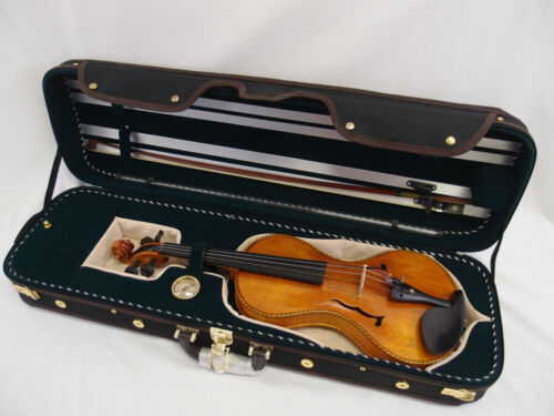 New Designed-VC950GS 4/4 Pro Enhaced Wooden Violin Case-I + free violin string in Musical Instruments & Gear, String, Violin | eBay