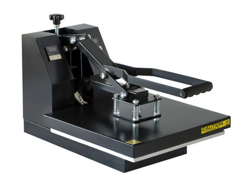 New Digital Clamshell Heat Press Transfer T-Shirt Sublimation Machine 15 x 15 in Business & Industrial, Printing & Graphic Arts, Screen & Specialty Printing | eBay