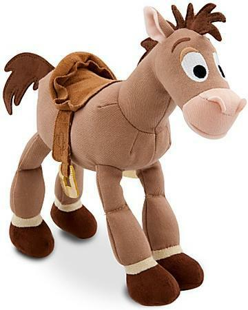 New Disney Toy Story Woody Jessie Bullseye Horse Mini Bean Plush Doll