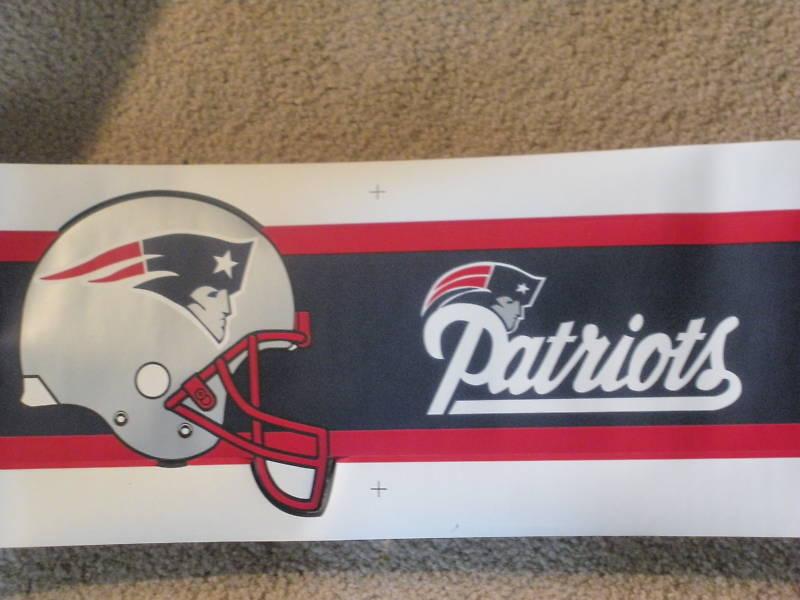 New England Patriots Ceiling Fan Blades 4