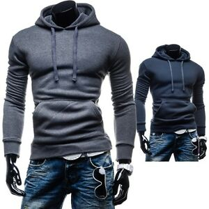 New-Fashion-HH88-Herren-Kapuzenpullover-Sweatshirt-Kapuze-Hoodie-1A1-Pulli-SALE