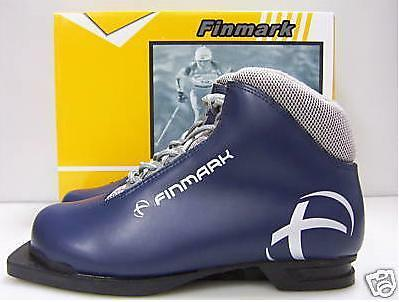 New Finmark Boot 3 Pin 75mm Cross Country Ski Boots Women Womens Men