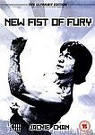 New Fist Of Fury (DVD, 2007)
