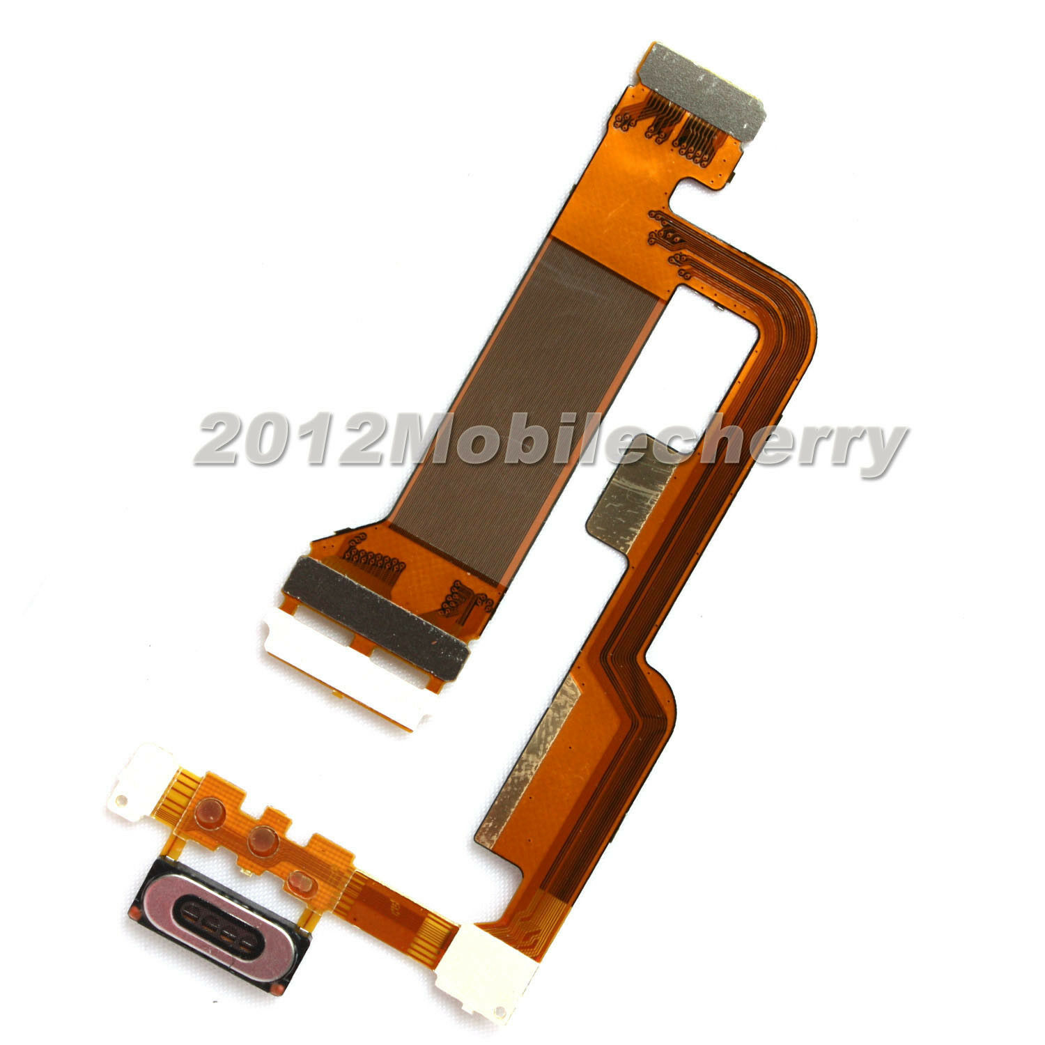Flat Flex Cable : New flex cable ribbon flat connector for sony ericsson