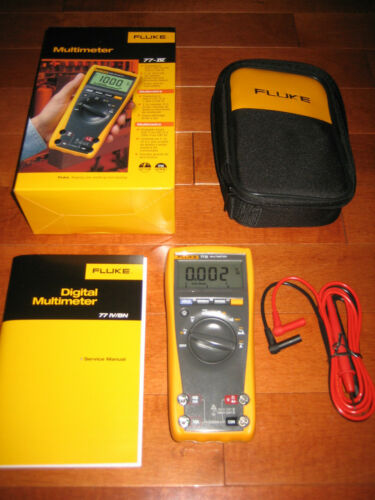 Fluke 78 automotive meter manual