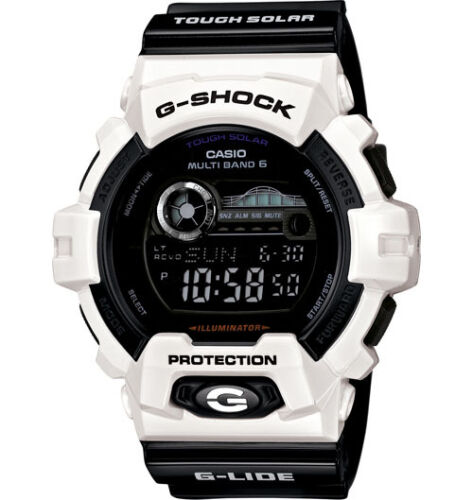 New G-SHOCK CASIO G-LIDE Tough Solar Multiband 6 GWX8900B GWX-8900B-7 in Consumer Electronics, Gadgets & Other Electronics, Other   eBay