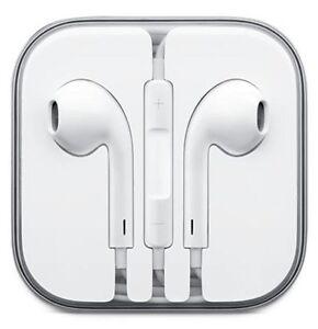 New apple iphone headphones