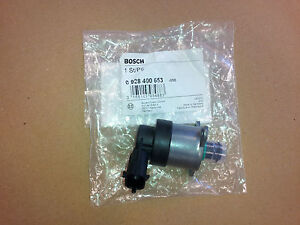 New Genuine Bosch 04 05 Duramax Diesel Lly Fuel Pressure
