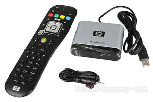 New-HP-USB-Microsoft-MCE-Media-Center-IR-Remote-Control-RC6-Kit-Certified