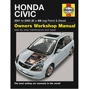 Honda Manual Book