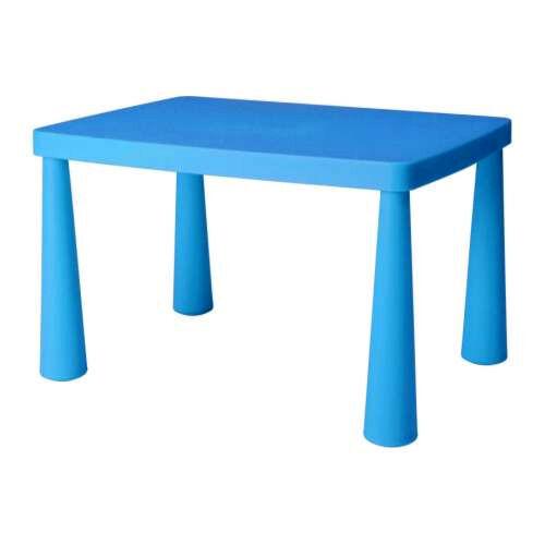 new ikea children mammut table kids furniture blue. Black Bedroom Furniture Sets. Home Design Ideas