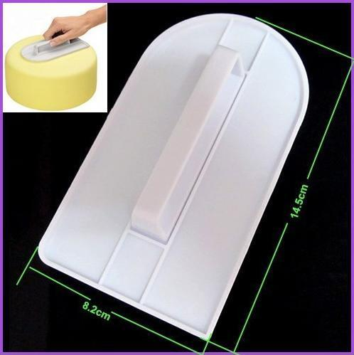 New Kitchen Cake Sugarcraft Smoother Polisher Fondant Cakes Decorating Mold Tool in Home & Garden, Kitchen, Dining & Bar, Cake, Candy & Pastry Tools | eBay