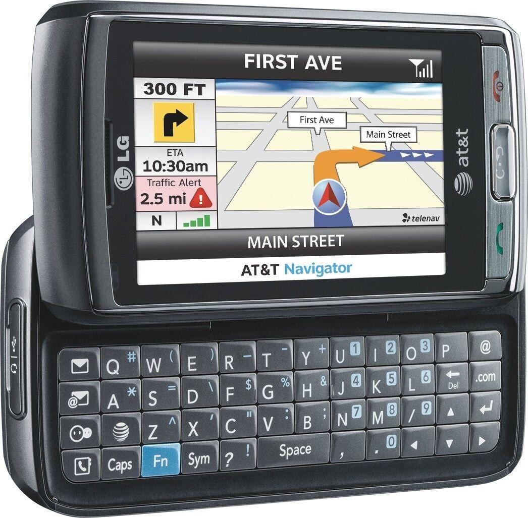 LG Vu Plus GR700 Unlocked GSM Phone 3 2MP Camera Touchscreen QWERTY
