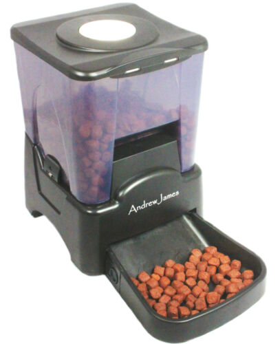 Tamper Proof Automatic Cat Feeder Uk