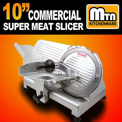 Commercial Restaurant 240W Electric Frozen Meat Deli Food Slicer