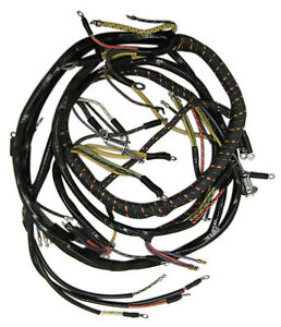 1949 international truck wiring harness international truck wiring harness for 67 new main engine wiring harness 1948 1949 1950 ford pickup 6 cylinder | ebay