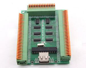 New-Martzis-HID-Interface-USB-Card-USB-Board-PC-Via-BUS-For-Linux-EMC-Mach-3