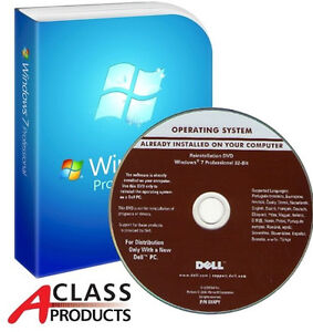 New microsoft windows 7 professional 32 bit full coa for New windows products