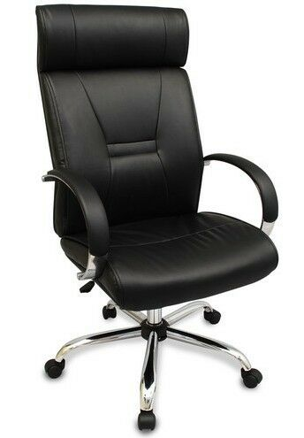 New Modern Executive Ergonomic PU Leather Office Chair with Luxurious Design in Home & Garden, Furniture, Chairs | eBay