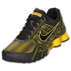 new nike livestrong shox turbo s running shoes black