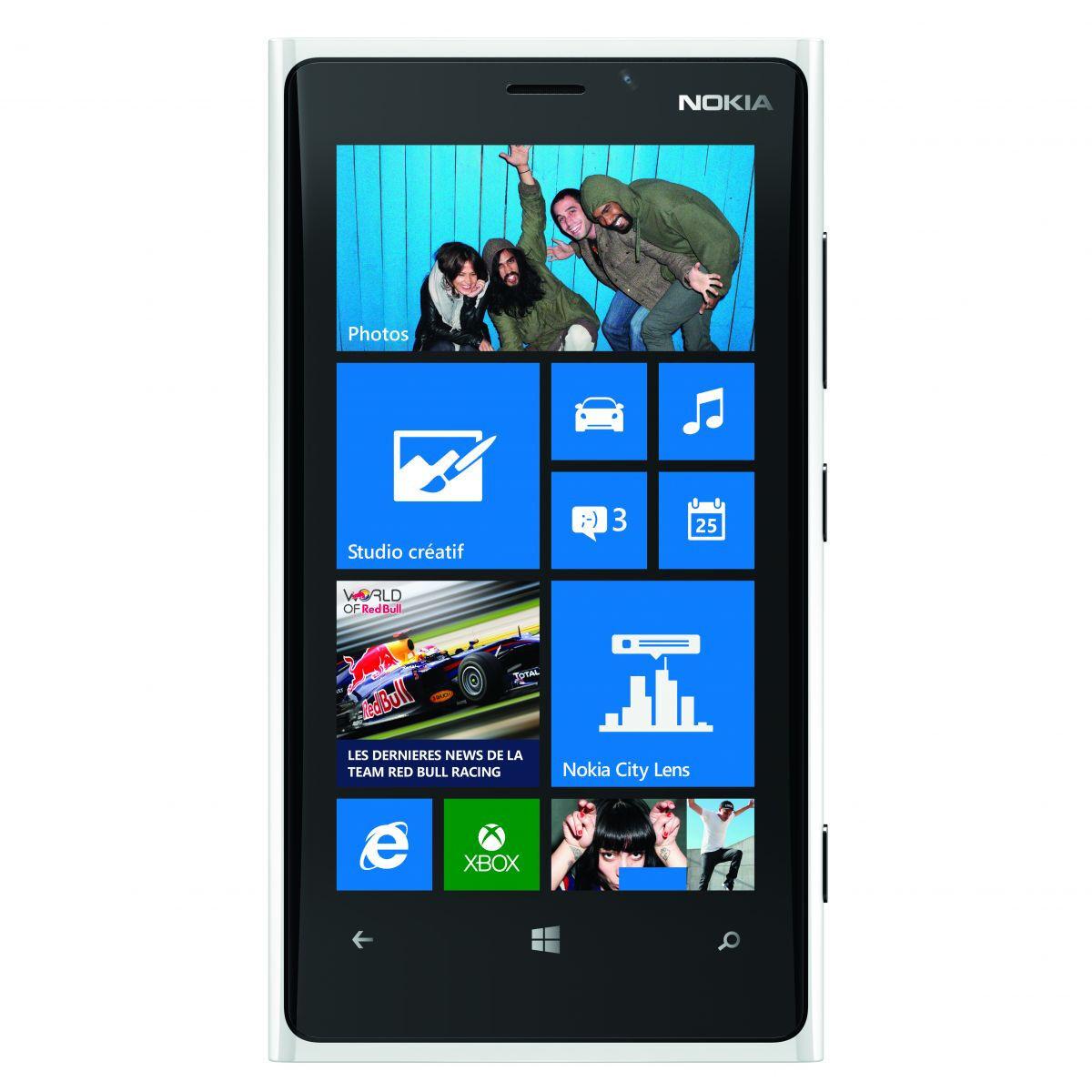 New Nokia Lumia 920 32GB at T Unlocked GSM Phone Windows 8 OS 8MP Camera Wi Fi