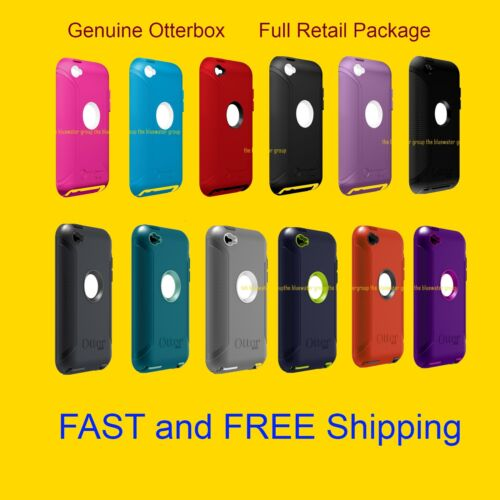 New OtterBox Defender Case Apple iPod Touch 4G Genuine! in Consumer Electronics, Gadgets & Other Electronics, Other | eBay