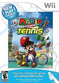 New Play Control! Mario Power Tennis  (W...