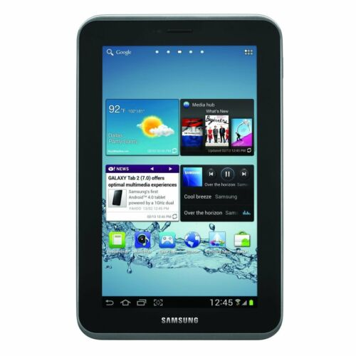 "New Samsung Galaxy TAB 2 GT-P3113 8GB 7"" Wi-Fi Tablet Android 4.0 GTP3113 Silver in Computers/Tablets & Networking, iPads, Tablets & eBook Readers 