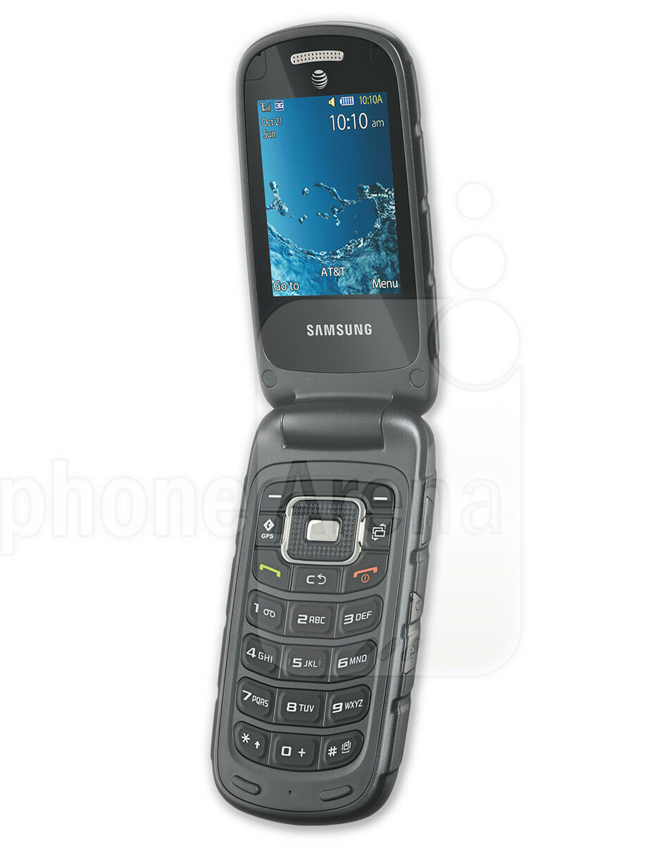 New Samsung Rugby III A997 at T Unlocked GSM Cell Phone Military Standard 810G