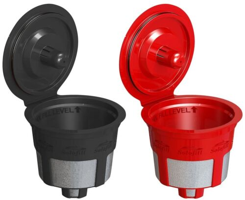 New Solofill Cup Refillable Coffee Filter K Cup for Keurig Brewers in Home & Garden, Food & Wine, Coffee | eBay