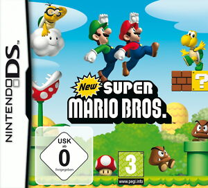 New Super Mario Bros. (Nintendo DS, 2006...