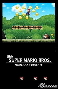 New Super Mario Bros.  (Nintendo DS, 200...