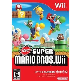 New Super Mario Bros. for Nintendo Wii