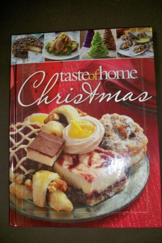 New Taste of Home Cookbook: Christmas 2012 Cookbook! in Books, Cookbooks | eBay