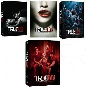 New True Blood season 1 2 3 4 Complete 4 season 1-4 DVD 1 * 4 in DVDs & Movies, DVDs & Blu-ray Discs | eBay