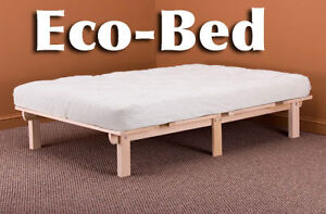 twin beds frames new twin size eco bed includes futon