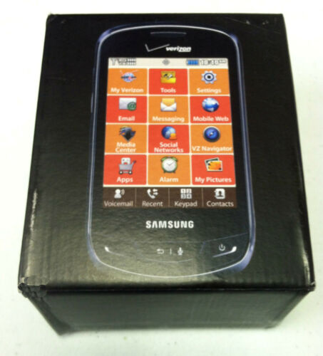 New Verizon Samsung Brightside U380 QWERTY Slider Touch No Contract Cell Phone in Cell Phones & Accessories, Cell Phones & Smartphones | eBay