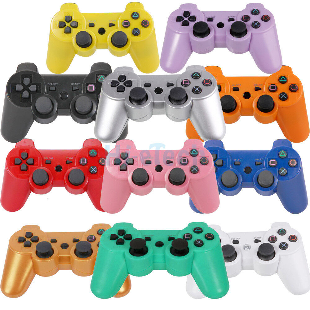New Wireless Shock Bluetooth Game Console Controller for