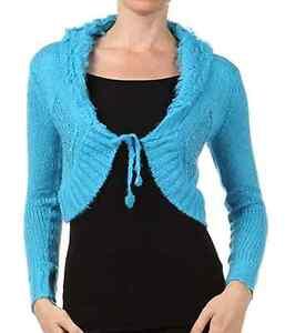 Free Knitting Pattern 90554 Rectangle Knit Shrug : Lion Brand Yarn