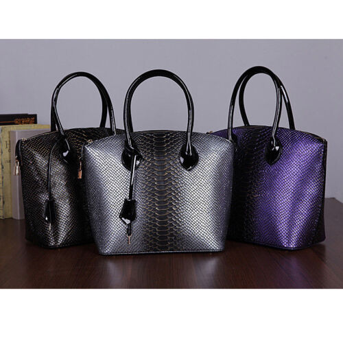 New Womens Ladies Bags Genuine leather purse Satchel totes shoulder handbag S42 in Clothing, Shoes & Accessories, Women's Handbags & Bags, Handbags & Purses | eBay