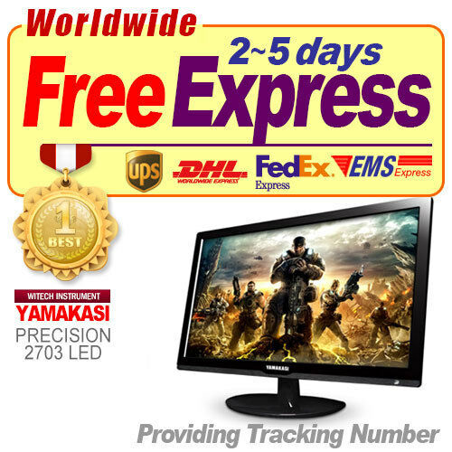"New YAMAKASI CATLEAP 2703 LED 27"" 2560X1440 WQHD IPS DVI Monitor Tempered glassl in Computers/Tablets & Networking, Monitors, Projectors & Accs, Monitors 