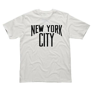 New York City Tee - Indie - Hipster - Hip Hop - Rap - Retro - Swag - T-shirt | EBay