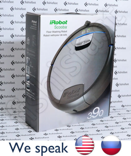 New iRobot Scooba 390 Robot Floor Cleaner - 220v 240v UPGRADE in Consumer Electronics, Gadgets & Other Electronics, Other | eBay