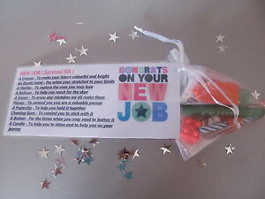 new job survival kit | just b.CAUSE