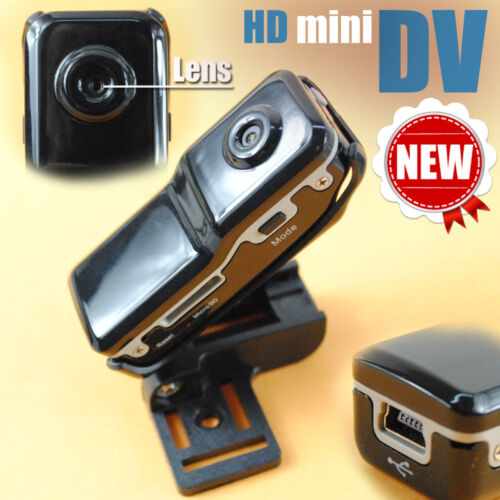 Newest Mini HD DV Camera Hidden DVR Video Recorder Sports Portabl Camcorder MD80 in Consumer Electronics, Home Surveillance, Digital Video Recorders, Cards | eBay